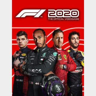 F1 2020 -- Steam -- Instant Delivery