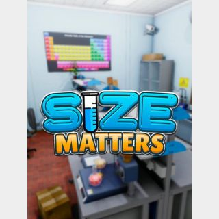 Size Matters - Steam - Instant Delivery