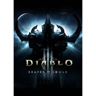 Diablo 3 Reaper of Souls Expansion Pack