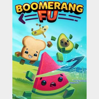 Boomerang Fu -- Steam -- Instant Delivery