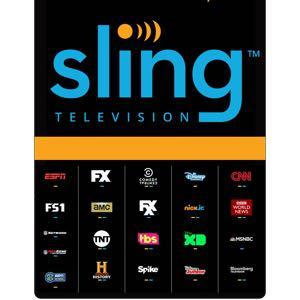 Sling TV Blue