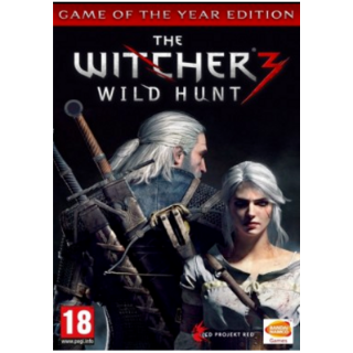 The Witcher 3 wild Hunt GOTY Edition (PC GLOBAL)