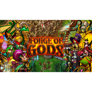 Forge Of Gods Pack PC Steam Key Global