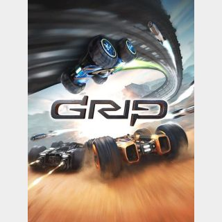 GRIP Full Game Steam key Global