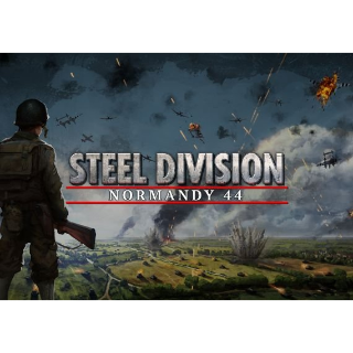Steel Division: Normandy 44 PC Steam Key Global
