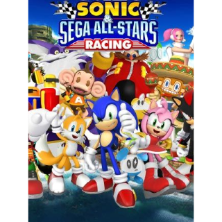 Sonic & SEGA All-Stars Racing PC Steam Key Global