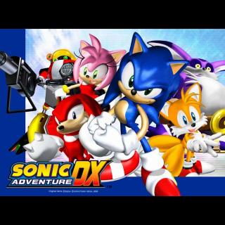 Sonic Adventure DX PC Steam Key - Steam Games - Gameflip