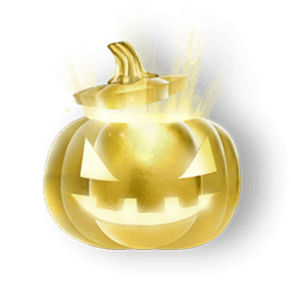 Golden Pumpkin | 4x