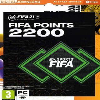 FIFA Points   2200x
