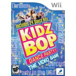 Kidz Bop Dance Party: The Video Game