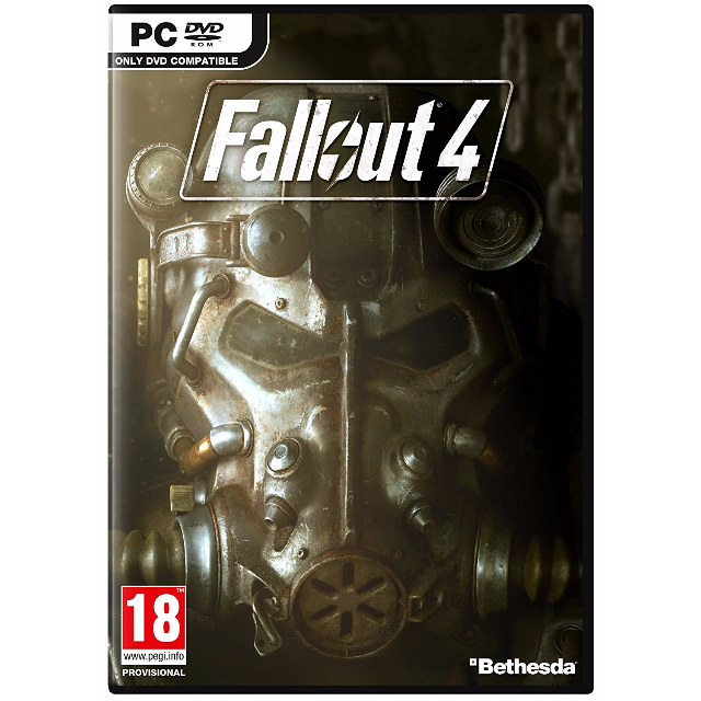 Fallout 4 PC [STEAM DIGITAL DOWNLOAD] **CD KEY