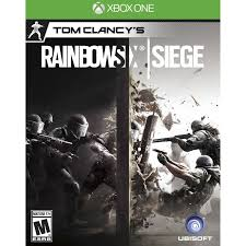 Rainbow Six Siege Xbox One - **CD KEY** Game Code - Region