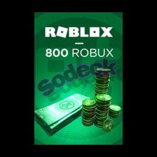 Robux   800x