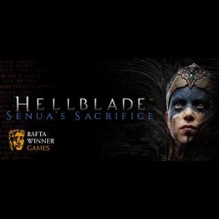 Hellblade: Senua's Sacrifice [Instant Delivery]