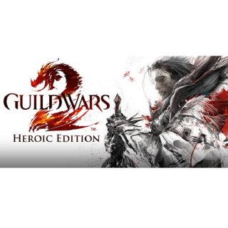 Guild Wars 2 Heroic Edition [Instant Delivery]