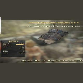 Apparel | Vanguard Sentinel Chest