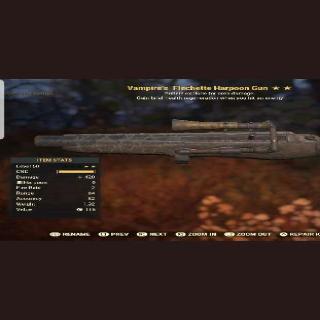 Weapon | VE Harpoon Gun