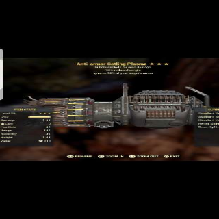 Weapon | AAE Legacy Plasma