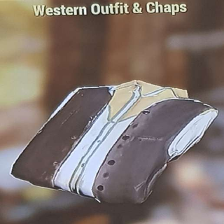 Apparel   Western Outfit & Chaps