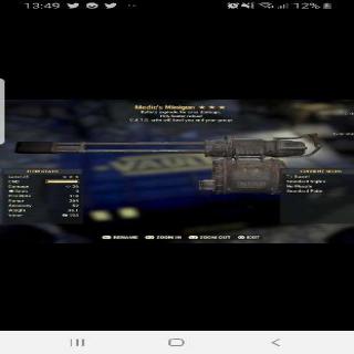 Weapon | Medics Exp Minigun