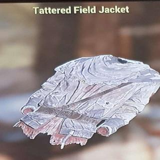 Apparel   Tattered Field Jacket
