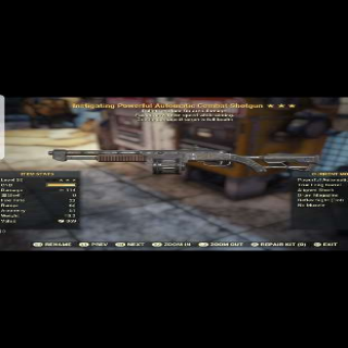 Weapon | Instigating Exp Combat