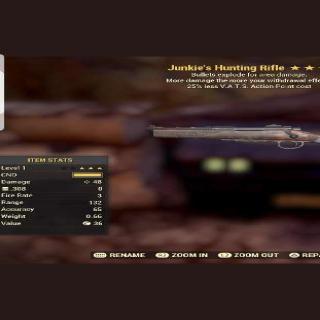 Weapon | Junkies Exp HuntingRifle