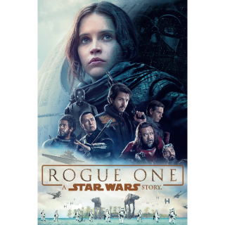 Rogue One: A Star Wars Story HD GP Canada (AUTO DELIVERY) MA)