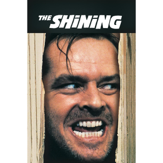 The Shining 4K MA Code (AUTO DELIVERY)