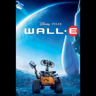WALL·E HD Google Play Canada (AUTO DELIVERY) (MA)