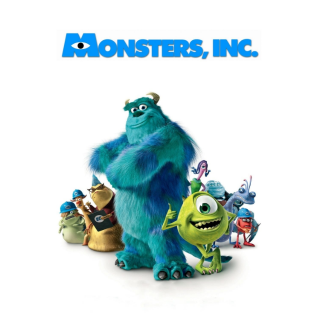 Monsters Inc. HD Google Play Canada (AUTO DELIVERY) (MA)
