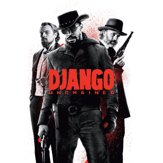 Django Unchained HD iTunes (AUTO DELIVERY)