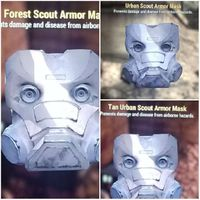 Apparel | All 3 Scout Masks