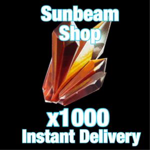 Sunbeam Crystal   1000x