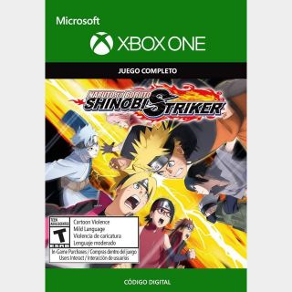 Naruto to Boruto: Shinobi Striker  Xbox One Key United States Region