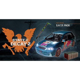 STATE OF DECAY 2 DLC SHTF PACK XBOX ONE