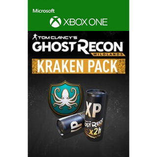 GHOST RECON WILDLANDS KRAKEN PACK DLC limited edition XBOX ONE CDKEY . Automatic Delivery