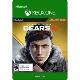 LIMITED SPECIAL OFFER -15% Gears 5 Ultimate Edition + Gears of War 4 Xbox One