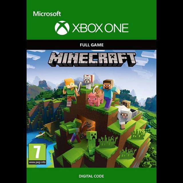 Minecraft Xbox One Game CDKEY