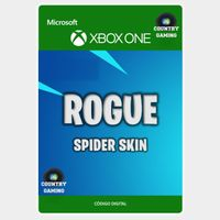 Fortnite Rogue Spider Knight Bundle + 2000 VBUCKS XBOX ONE
