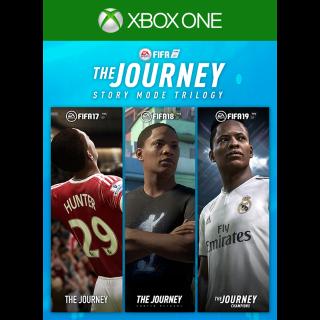 FIFA 19 + FIFA 18 + FIFA 17 FREE  XBOX ONE USA [𝐈𝐍𝐒𝐓𝐀𝐍𝐓] 🔑✅ CDKEY