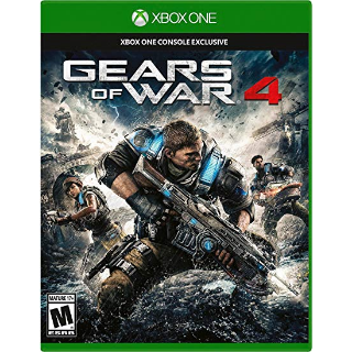 GEARS OF WAR 4 XBOX ONE / WINDOWS 10 CDKEY AUTOMATIC DELIVERY