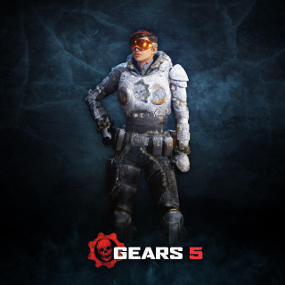Gears 5 Ice Kait Exclusive Skin DLC