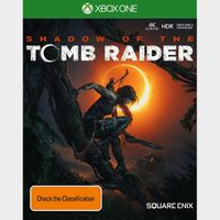 SHADOW OF TOMB RAIDER XBOX ONE CDKEY