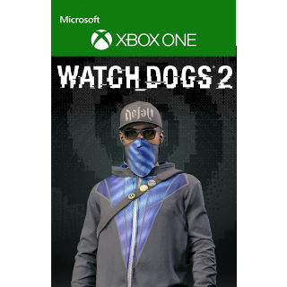 Watch Dogs 2 Defalt Outfit Pack DLC  XBOX ONE CDKEY . Automatic Delivery