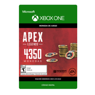 Apex Legends - 4350 Apex Coins Xbox One CD Key Automatic Delivery