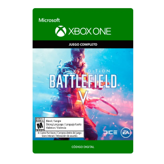 BATTLEFIELD V DELUXE EDITION [𝐈𝐍𝐒𝐓𝐀𝐍𝐓] 🔑✅  DELIVERY XBOX ONE CD KEY