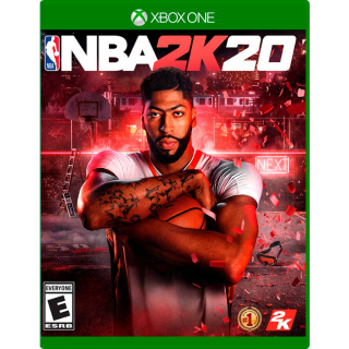 NBA 2K20 Xbox One Standard Edition Instant