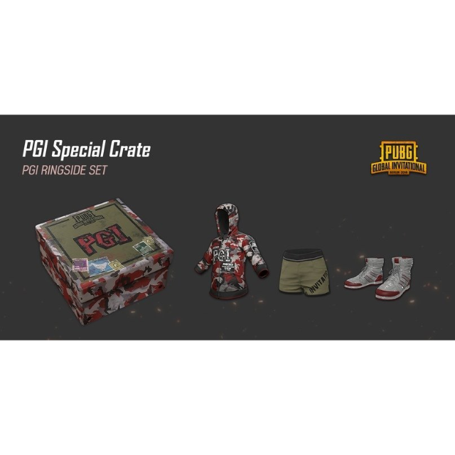 PGI RINGSIDE SET KEY Auto Delivery REGION FREE - Other