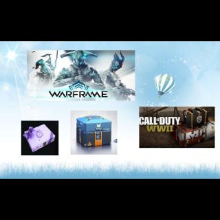 Twitch Prime PUBG / Warframe / Overwatch/RuneEscape
